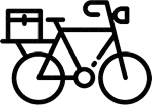 bicycle deliver